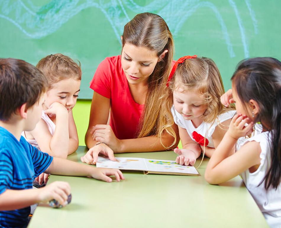 CHILDREN CLASS